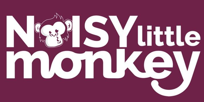 Noisy Little Monkey Email Logo